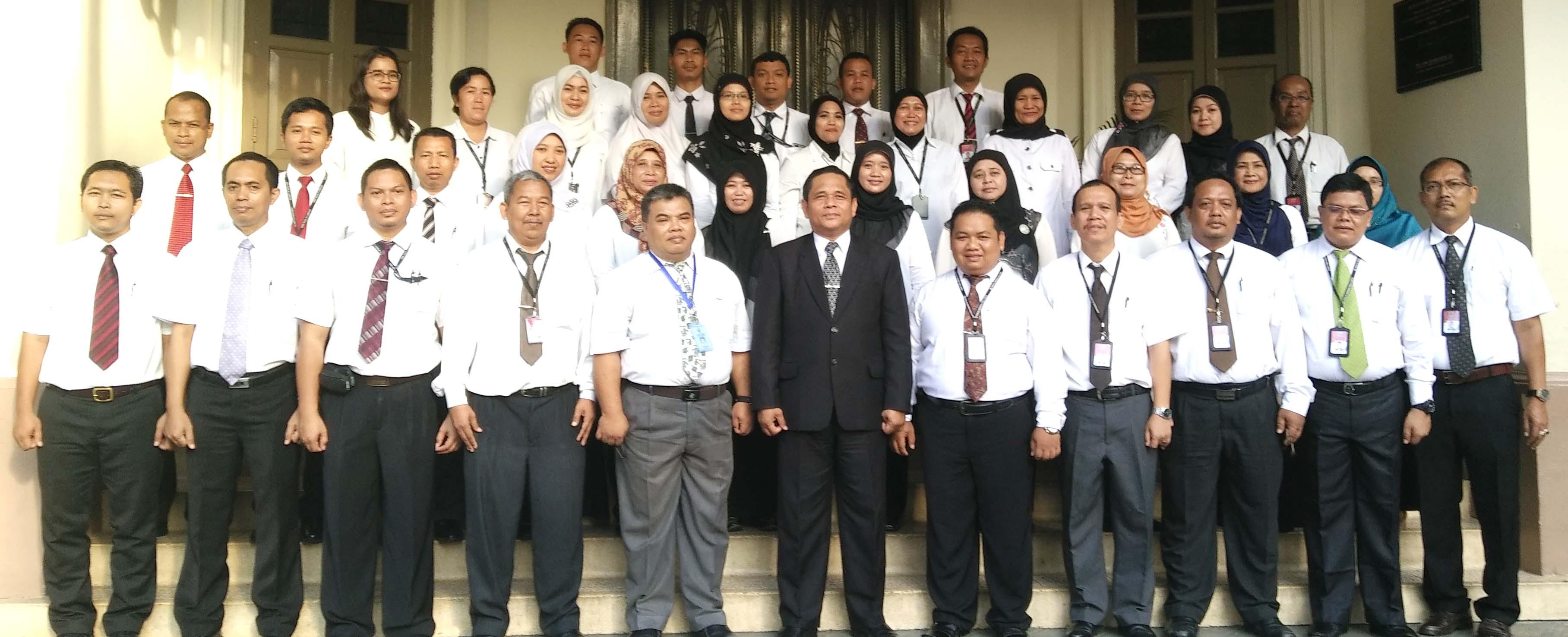 Bpk. Agustinus Suharto Pimpin SIKL