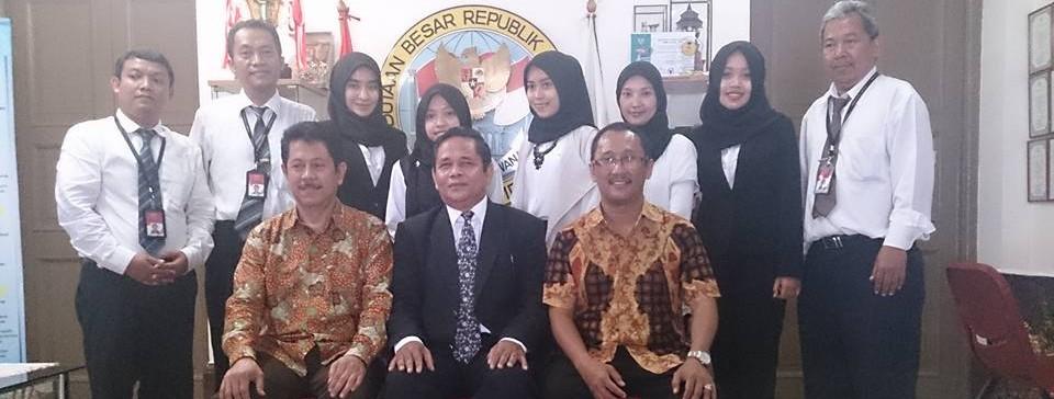 Mahasiswa UPI Bandung Magang di SIKL