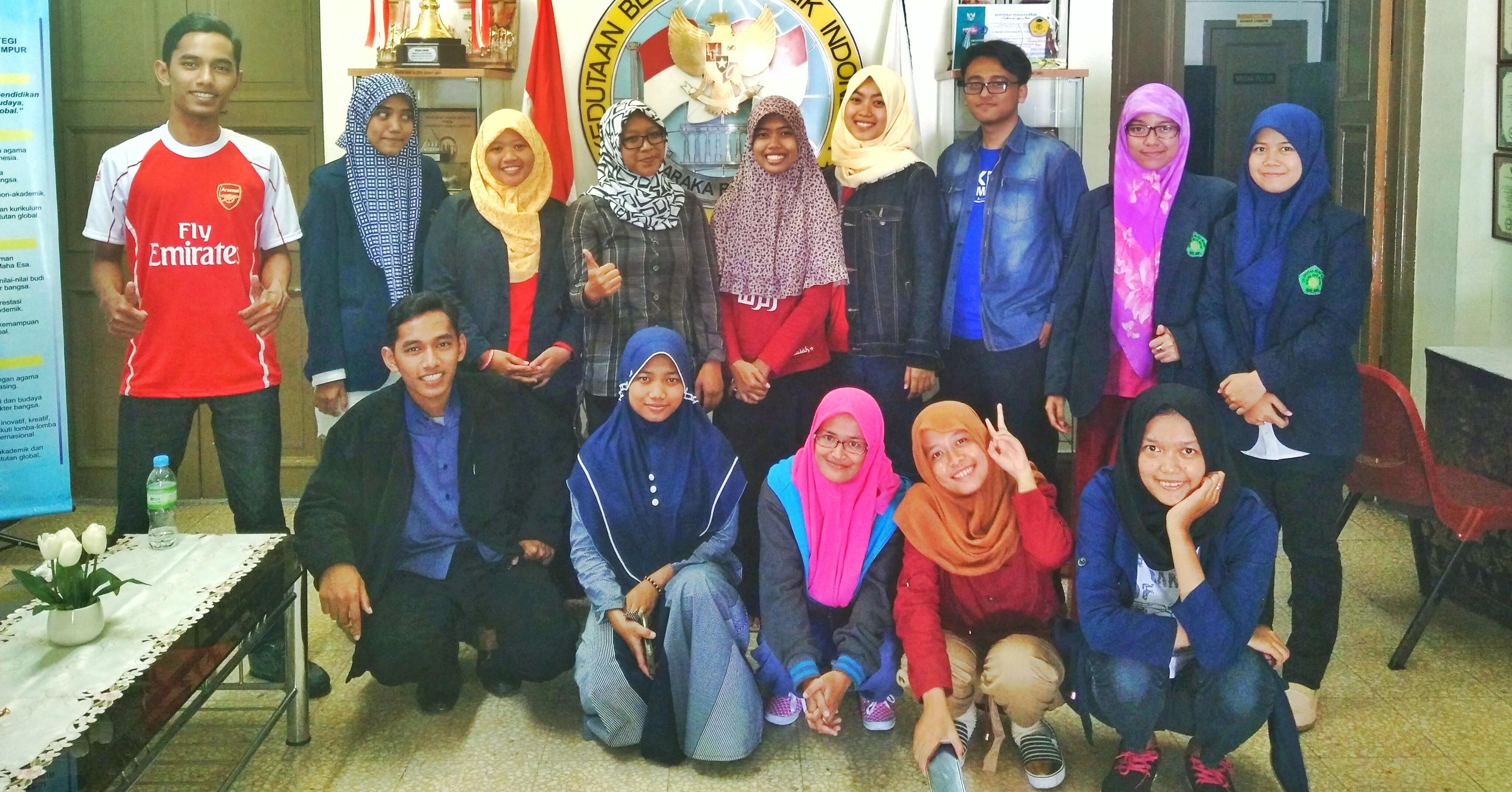 Intership Program Mahasiswa UIN Malang di SIKL