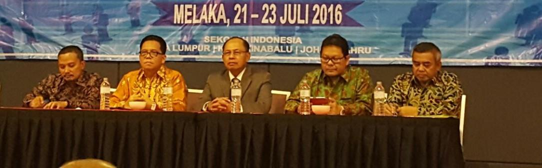 83 Guru Indonesia di Malaysia Ikuti Pelatihan Peningkatan Kompetensi