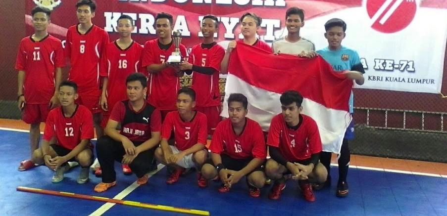 Di Final, Tim Futsal SIKL Ikat Rusia 5-2