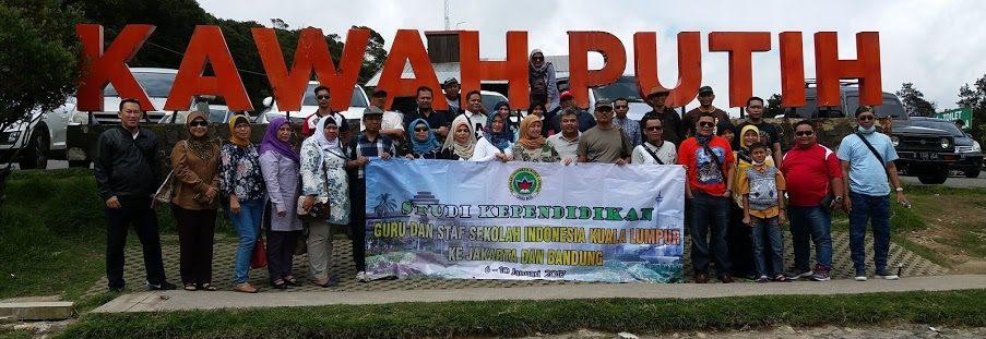 Studi Wisata Guru SIKL dan Staf ke Jakarta dan Bandung