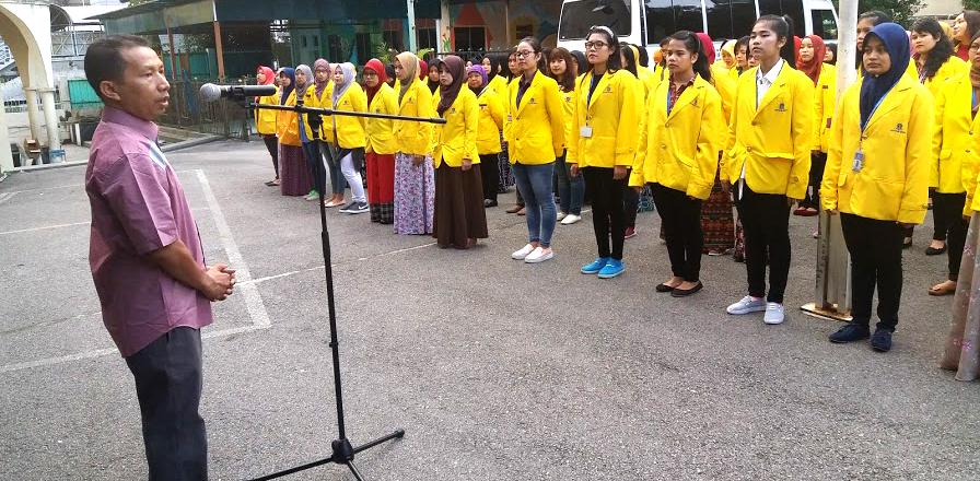 Ujian Semesteran UT Kuala Lumpur Berlangsung di SIKL