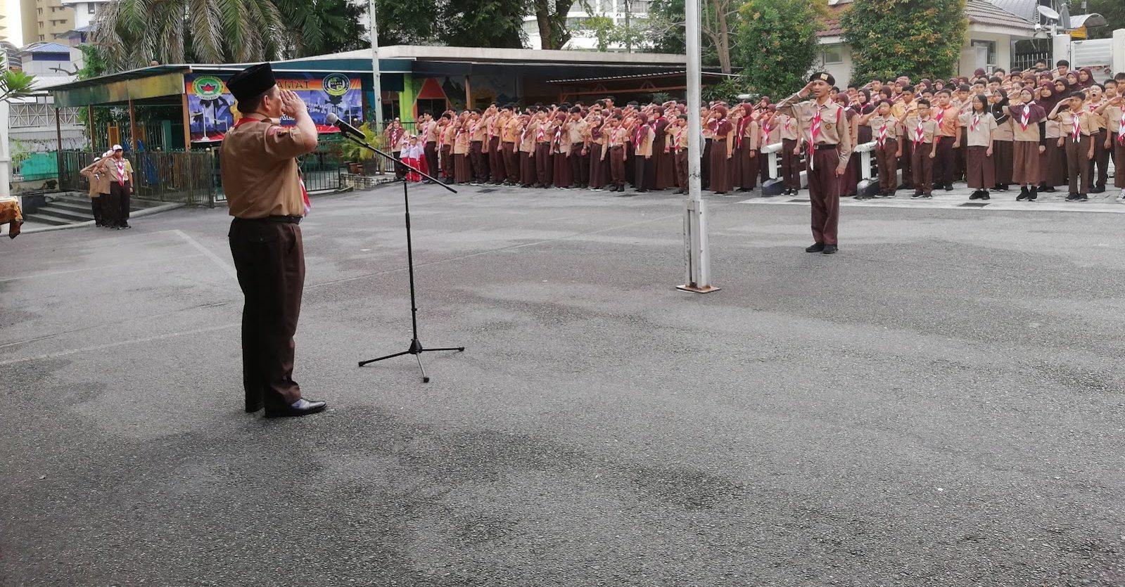 Peringatan Hari Lahir Lord Baden Powell