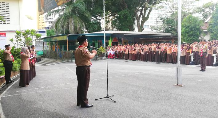 SIKL Memperingati Hari Bapak Pramuka Indonesia