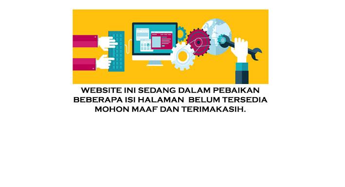Website Sedang Dalam Perbaikan!