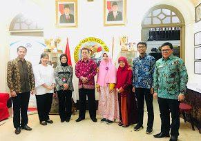 Kunjungan Perwakilan PPI Dunia