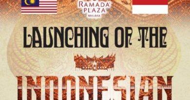 """Tim Kesenian SIKL Ramaikan Acara """"Indonesian Food and Cultural Promotion"""""""