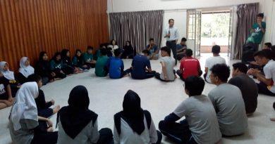 SIKL Mengadakan LDKS OSIS/MPK periode 2018/2019