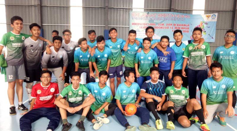 Friendly Match Futsal SIKL Vs Al-Bayan Anyer Banten