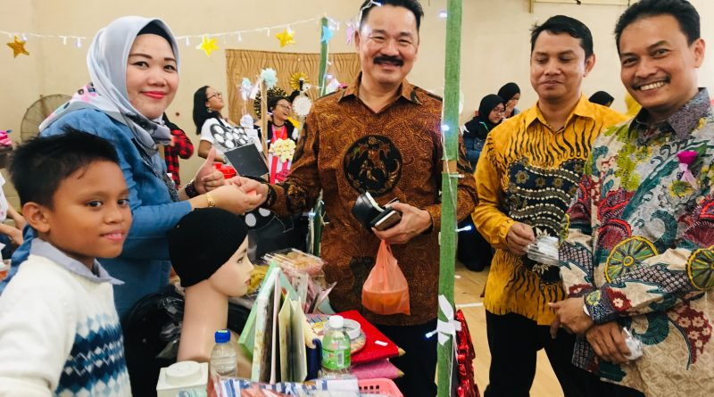 Bazar Kelas Meriahkan Pensi 2019