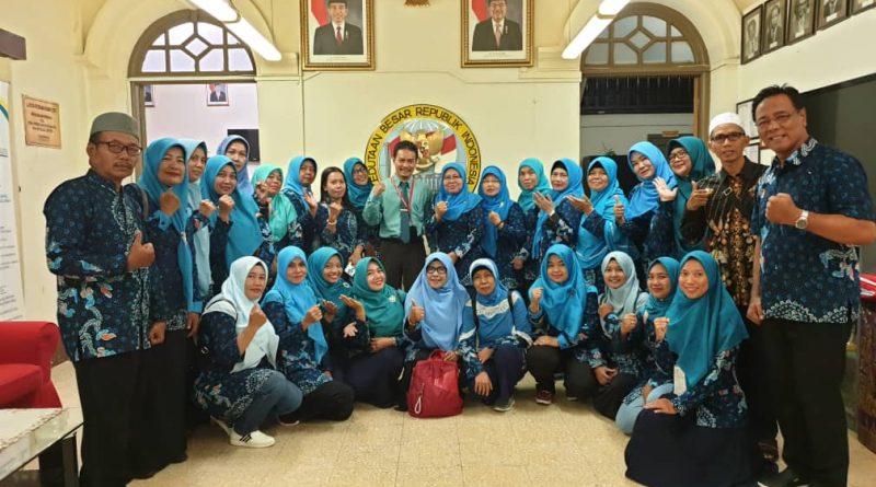 SMP Negeri 7 Tanjungpinang Sambangi SIKL