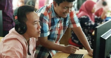 Sekolah Selengarakan TOT Integrasi Komputer Sains dalam Kurikulum SIKL