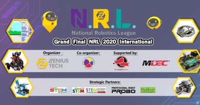 Tim Robotik SIKL Kembali Harumkan Nama sekolah di Ajang Internasional