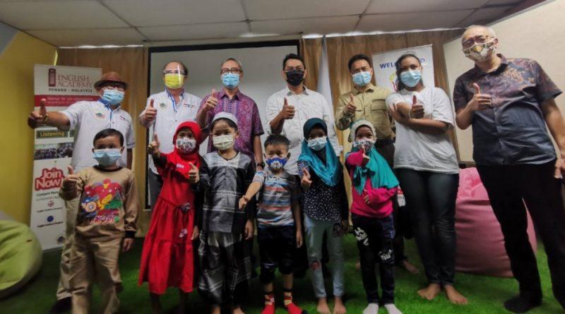 Hardiknas 2021: Peresmian Sanggar Bimbingan Permai Pulau Pinang, Malaysia.